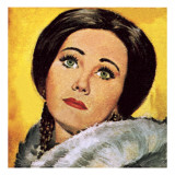 Joan Sutherland Giclee Print by  English School