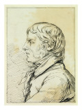 Self Portrait Giclee Print by Caspar David Friedrich