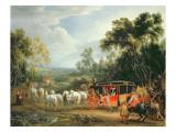 Louis Xiv Giclee Print by  Meulen