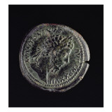 Sestertius Giclee Print by  Roman