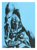 Beowulf Giclee Print by  English School