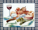 Dinner Is Ready Print by P. LaFont