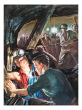 Dr. Andrew Manson Giclee Print by Barrie Linklater
