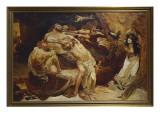 Samson and Delilah Giclee Print by Solomon Joseph Solomon