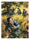 Mao Tse-Tung Giclee Print by Andrew Howat