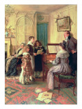 Home Sweet Home Giclee Print by Walter Dendy Sadler