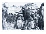 Paris Commune Giclee Print by C.l. Doughty