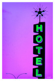 Hotel Posters by Pascal Normand