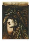 Delphike, 1896 Giclee Print by Simeon Solomon