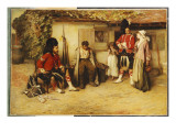 Deserted Giclee Print by Frank Holl