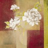 Shimmering Bloom Print by  Verbeek & Van Den Broek
