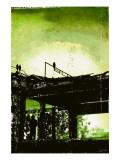 La Grande Finale 5 - Vert Premium Giclee Print by Pascal Normand