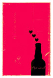Pop Love Prints by Pascal Normand