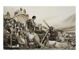 Julius Caesar Giclee Print by  Mcbride