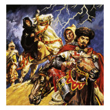Ivanhoe Giclee Print by C.l. Doughty