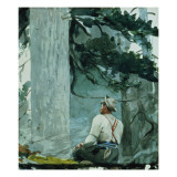 The Guide, 1895 Giclee Print by Winslow Homer