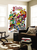 Archie Comics Cover: Archie & Friends No.138 A Night At The Comic Shop Wall Mural by Fernando Ruiz