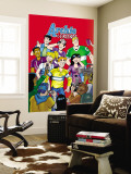 Archie Comics Cover: Archie &amp; Friends 123 Wall Mural by Fernando Ruiz