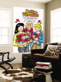 Archie Comics Cover: Betty & Veronica 245 Wall Mural by Jeff Shultz