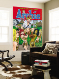Archie Comics Cover: Archie No.621 King Of The Lost Land! Wall Mural by Fernando Ruiz