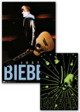 Justin Bieber - Notes - Glow Poster Posters