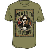John Lennon - Power to the People : si nous voulons une r&#233;volution, autant commencer tout de suite V&#234;tement