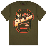 Sublime - Lou Dog Label T-shirts