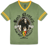 Bob Marley -  London Soccer Tee T-shirts