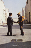 PINK FLOYD - Wish You Were Here Kunstdruck von Pink Floyd 