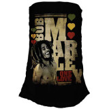 Juniors: Bob Marley - One Love Tube Top Shirts