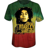 Youth:  Bob Marley - Wailers Lion Shirts