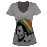 Juniors: Bob Marley - Rasta Tam T-Shirt