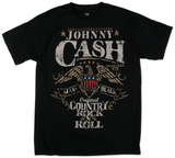 Johnny Cash - Rock N Roll T-Shirts