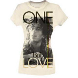 Juniors: Bob Marley - Caf One Love T-shirts