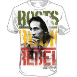 Bob Marley - Roots Rock Rebel Shirt