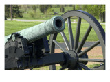 Model 1841 6-Pounder Smooth-Bore Cannon Used in the Mexican War, Maryland Giclee Print