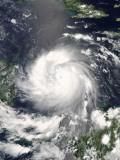 Hurricane Felix Heading Toward Nicaragua, September 3, 2007, Photographic Print