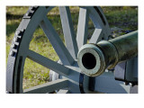 Revolutionary War French Cannon Called the Fox, Yorktown Battlefield, Virginia Giclee Print