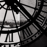 Clock Mus&#233;e d&#39;Orsay I Print