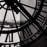 Clock Musée d'Orsay I Prints