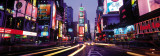 Times Square by Night Prints