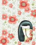 The Mizuki Dolls: Hanako Prints by Sam Bamford