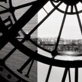 Clock Musée d'Orsay II Print