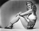 Ginger Rogers - Heartbeat Photo