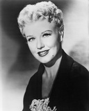 Ginger Rogers - Black Widow Photo