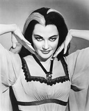 Yvonne De Carlo - The Munsters Photo