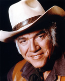 Lorne Greene - Bonanza Photo