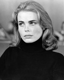 Margaux Hemingway - Lipstick Photo