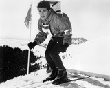 Frankie Avalon - Ski Party Photo