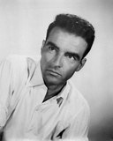 Montgomery Clift Photo